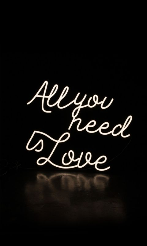 """Ledon """"All you need is love"""""""