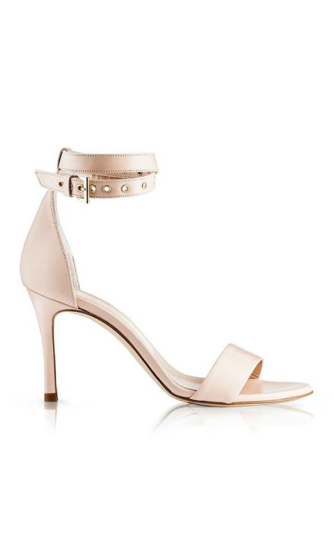 Lily Nude Sandals